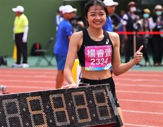 全中運》漂亮說再見 楊睿萱帶著大會紀錄、金牌赴美挑戰
