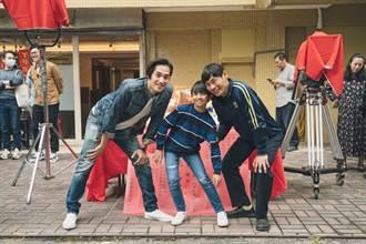 藍正龍、夏靖庭演出父子 詮釋通靈總鋪師家族