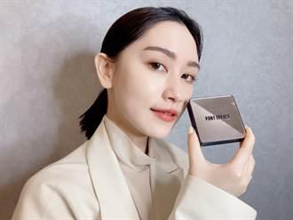 不沾口罩的氣墊粉餅 一拍打造陶瓷妝感 帶給肌膚超強防護