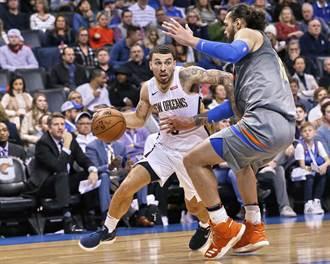 NBA》還嫌後衛不夠?籃網可望簽下麥克詹姆斯
