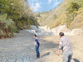桃園復興區鬧旱 緊急找備援水源