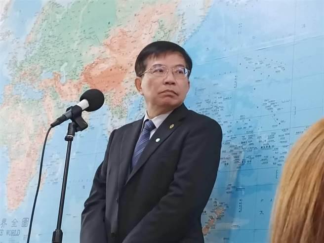 交通部政務次長王國材(資料照/簡立欣攝)