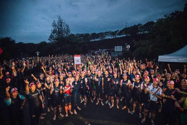 2021亞太最大鐵人賽事Challenge Taiwan,將於 24日在台東登場。(主辦單位提供)