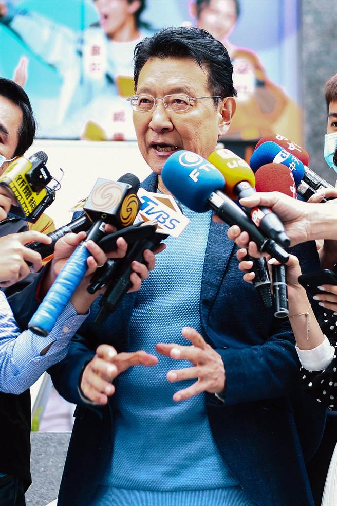中廣董事長趙少康。(報系資料照)