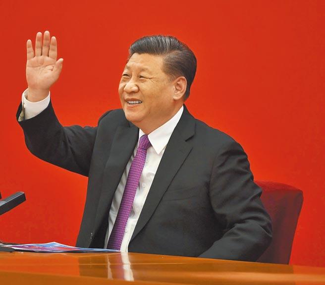 中美发表联合声明应对气候危机!习近平和拜登4月22日至23日的峰会录像带: