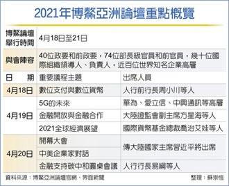 博鰲論壇:亞洲經濟今年成長6.5%