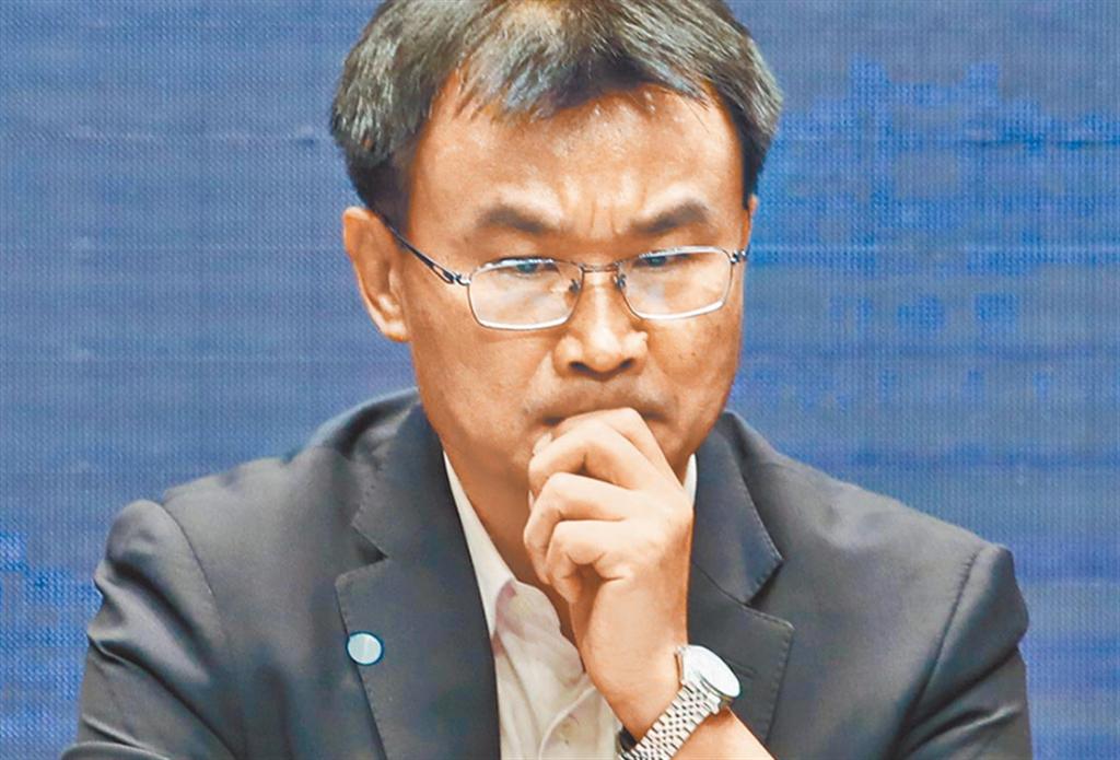 農委會主委陳吉仲。(資料照)