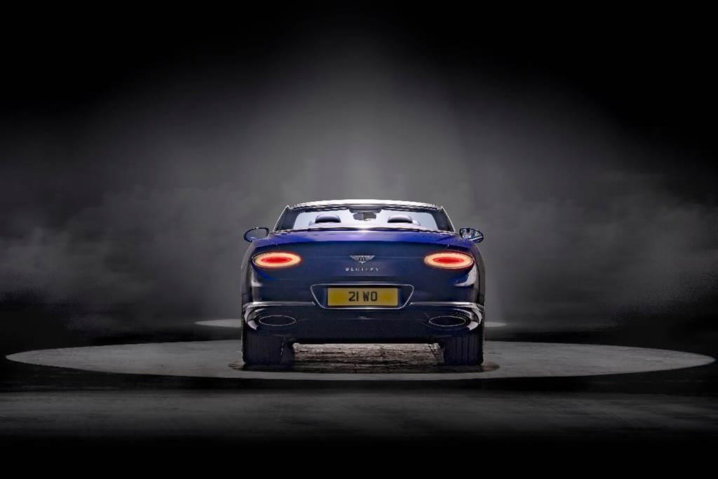 Bentley第三代Continental GT Speed Convertible擁有與Coupe同等級的寧靜舒適與最高性能