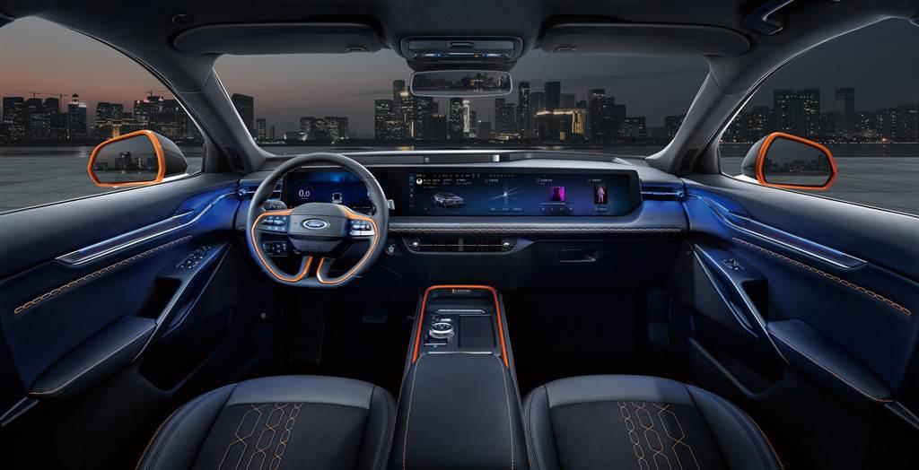 2021 上海車展:首款由中國大陸主導、不隸屬任何車系,Ford EVOS Coupe SUV 全球首發!