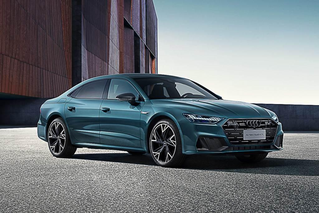 2021 上海車展:加長就是決勝良藥?Audi 發表中國大陸市場專屬 A7L