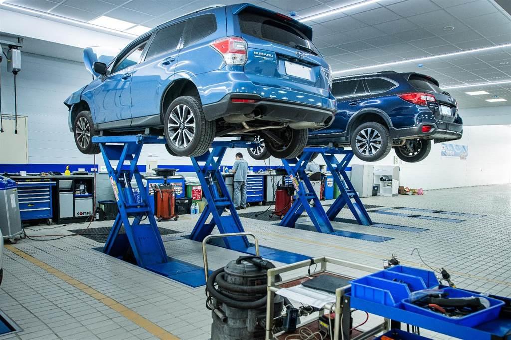 全方位服務保修中心導入日本原廠規格的接待流程和維修技術,在專業技術團隊的合作下,大幅提高整體保養維修作業效率,為與日俱增的SUBARU車主提供無微不至的服務體驗。