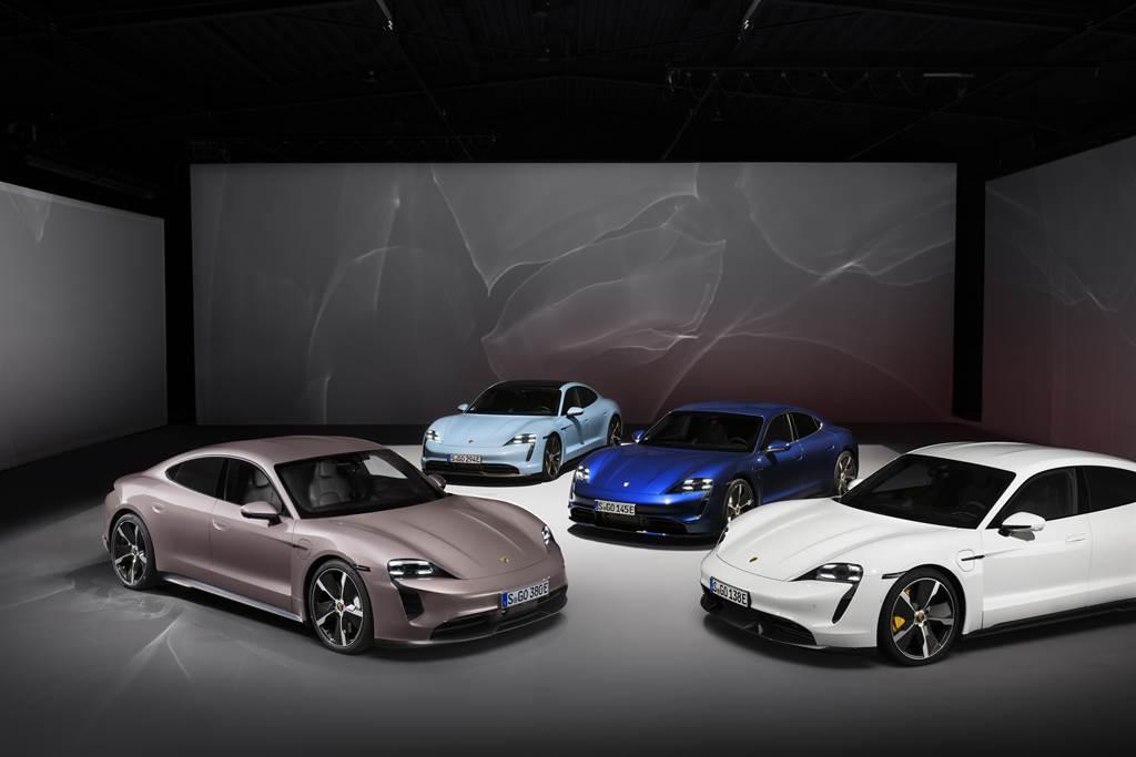Porsche全球銷售表現亮眼,純電生力軍Taycan功不可沒。