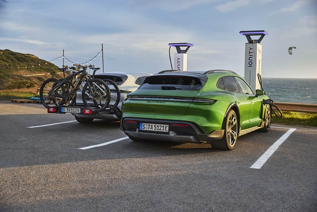 Porsche在台銷售成長達20%,主因亦為純電車款Taycan獲得大量訂單。
