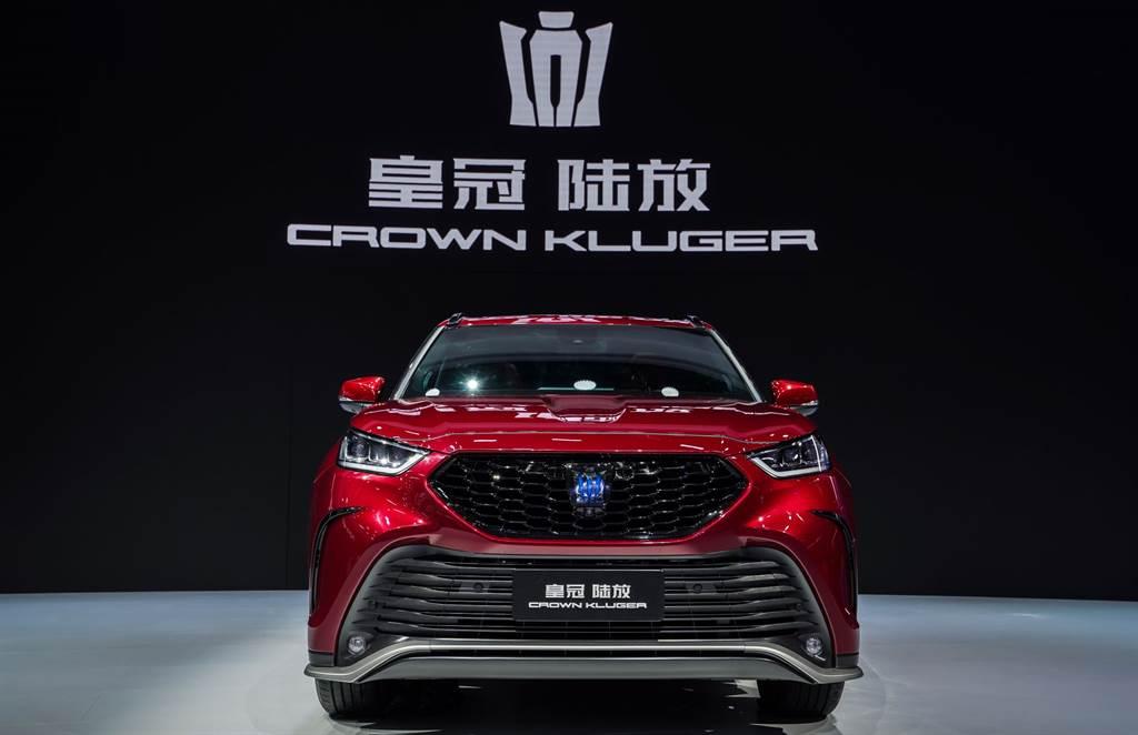 2021 上海車展:「皇冠」高級子品牌成立,Toyota CROWN KLUGER、CROWN VELLFIRE 正式亮相