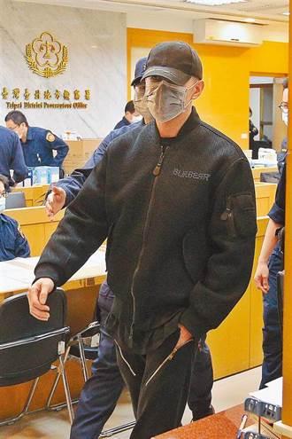 祝釩剛3度染毒緩起訴遭撤銷 高檢署駁回再議