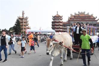 普天宮媽祖3聖筊擇定 2021國際海牛文化節10月2日登場
