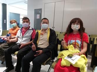 鶯歌區公所率團接種疫苗 恩主公醫院呼籲踴躍接種