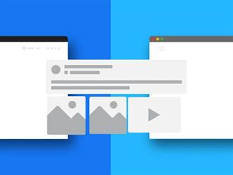 Facebook更新資料可攜功能 貼文與網誌可備份並移轉