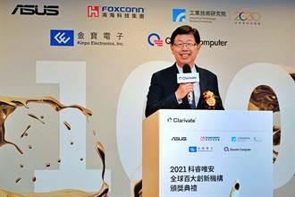 《其他電子》旺宏賣6吋晶圓廠 劉揚偉證實鴻海有興趣