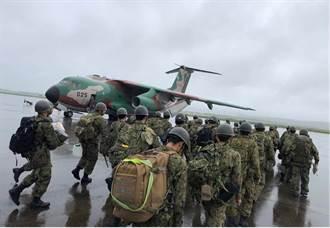 法軍首次參與日美聯合軍演 外媒:印太與台灣成為國際議題