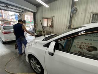 台南26日停止洗车、游泳池供水 业者怨声载道