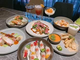 人氣餐酒館推春季新菜 帶給味蕾輕盈的味覺體驗