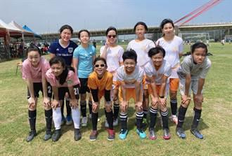 陳信安足球學校 成立U15女足梯隊