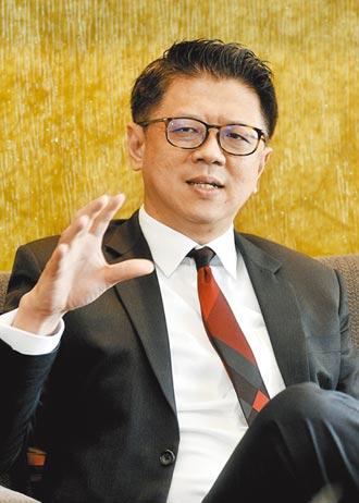 林鑫川暫代 星展銀董事長