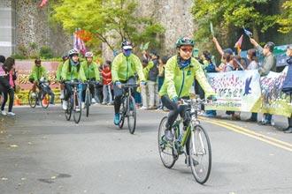 挑戰920公里 288康橋生單車環台
