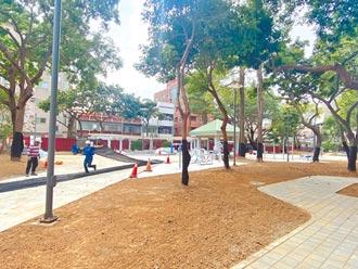 竹市公園再進擊 興南公園6月底啟用