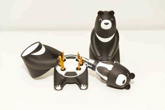 中鋼超萌黑熊工具組 股東很期待