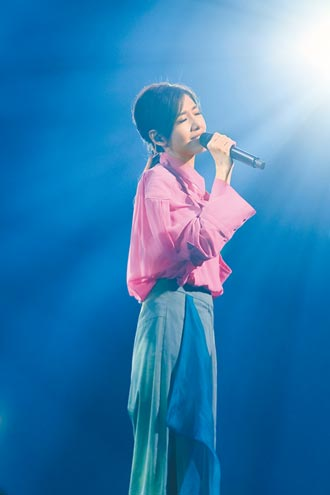 苏慧伦高流开唱期待歌迷出招