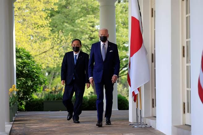 日本政界人士發現,他們的在國內的聲望往往要取決於美國總統對待他們的態度。因此前往美國表忠的行程是每一位首相最重要的工作。(圖/路透)