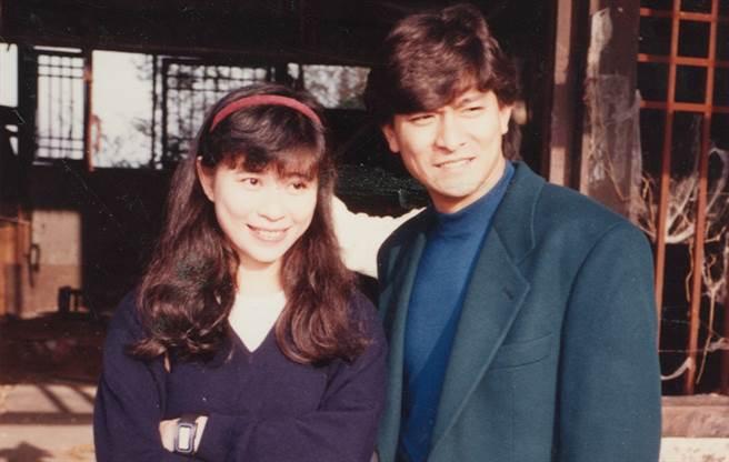 劉德華、朱麗倩從年輕相伴到老,鶼鰈情深的夫妻情令人稱羨。(圖/中時資料照)