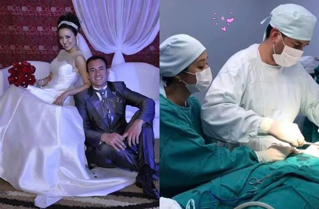 Liz回巴拉圭結婚生子,現成為整形醫師。(圖/翻攝自Li Yu Yang - Emy臉書)