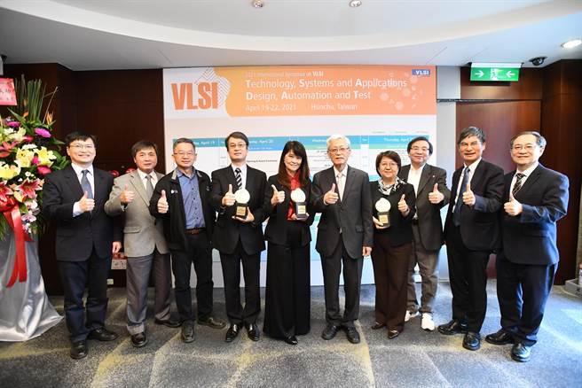 半导体年度盛事「2021国际超大型积体电路技术研讨会」(VLSI)20日登场。(工研院提供/陈育贤新竹传真)