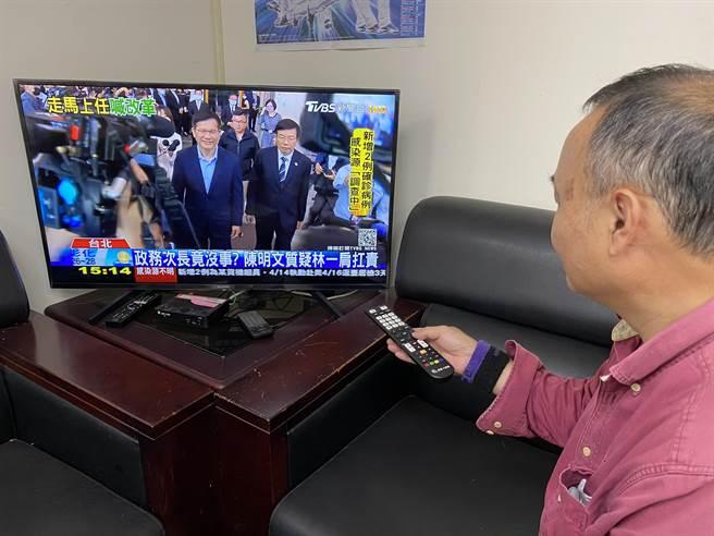 不分藍綠議員都關心3家有線電視費率和服務品質。(蔡依珍攝)
