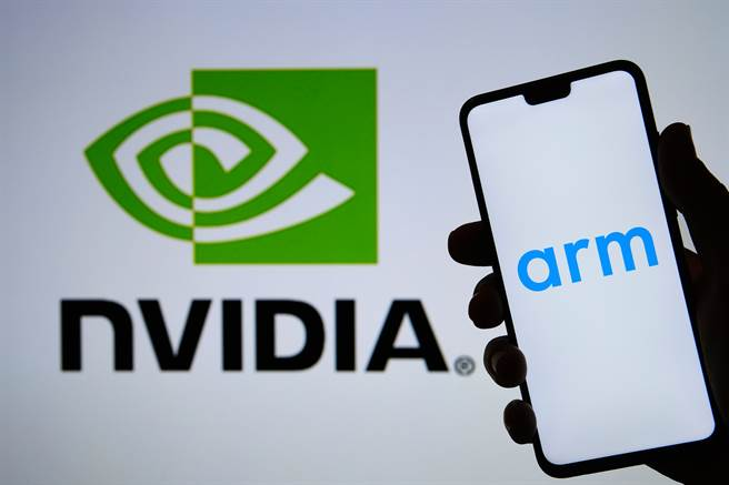 NVIDIA收購ARM可能難以成功。(圖/達志影像)