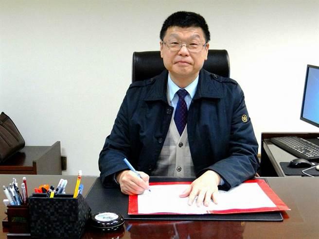 台鐵局長內升杜微出任 蘇貞昌要求緊盯台鐵改革(圖/台鐵提供)