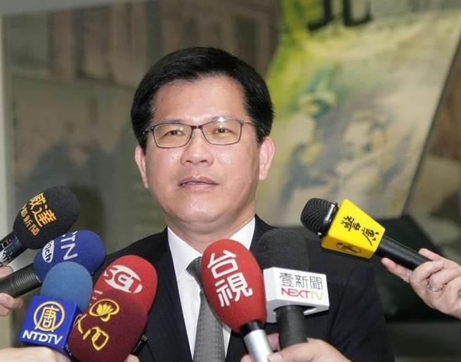 前交通部長林佳龍。(圖/本報資料照)