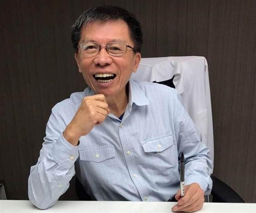 前民進黨立委沈富雄。(圖/取自沈富雄臉書)