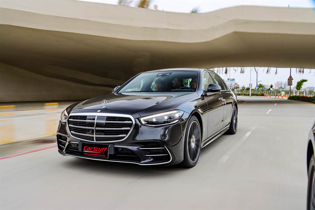 難以超越的旗艦之巔,2021 Mercedes-Benz S350dL/S450L 4MATIC