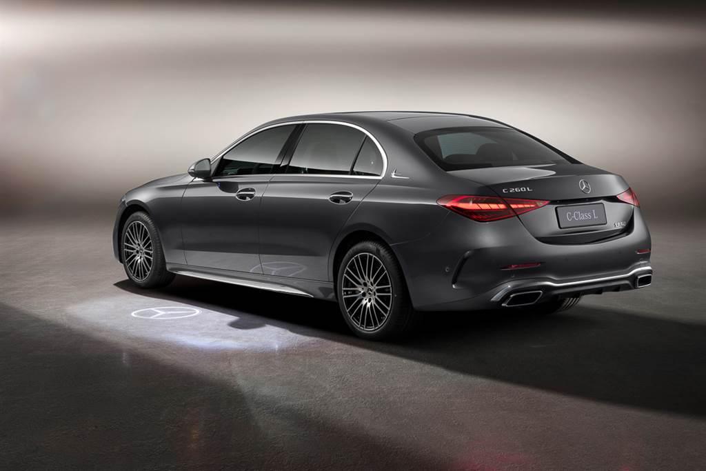 2021 上海車展:Mercedes-Benz 發表 V206 C-Class 長軸車型