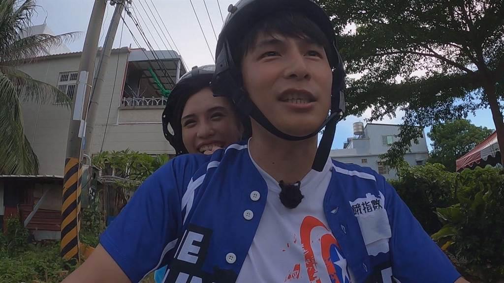 孫協志、夏宇童緋聞傳了3年,終於在網路公開日常閃照。(圖/中視提供)
