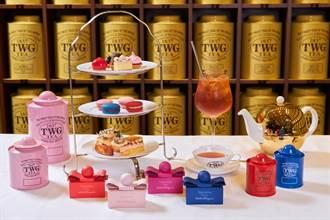 精品香氛攜手TWG Tea聯名 打造奢華午茶