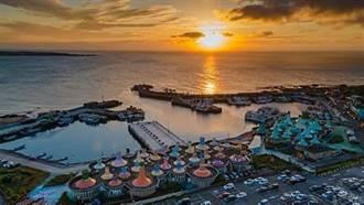 臺灣極北漁港──富基漁港能打卡、嚐海鮮、賞美景、迎夕陽