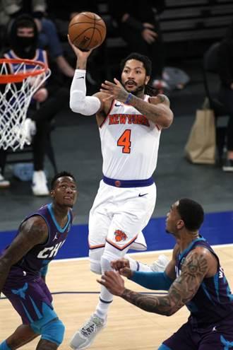 NBA》連續9戰替補出賽 羅斯替尼克拿下7勝