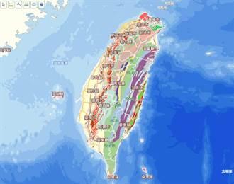 全台11條斷層恐發生6.5強震 這條機率最高超過5成