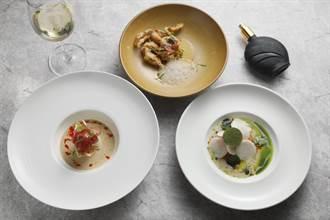 保健食品跨界米其林餐廳 「蝦紅素」創意入菜