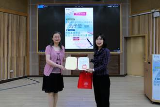民生公共物聯網―南大邀國家災害防救科技中心 張子瑩分享實務